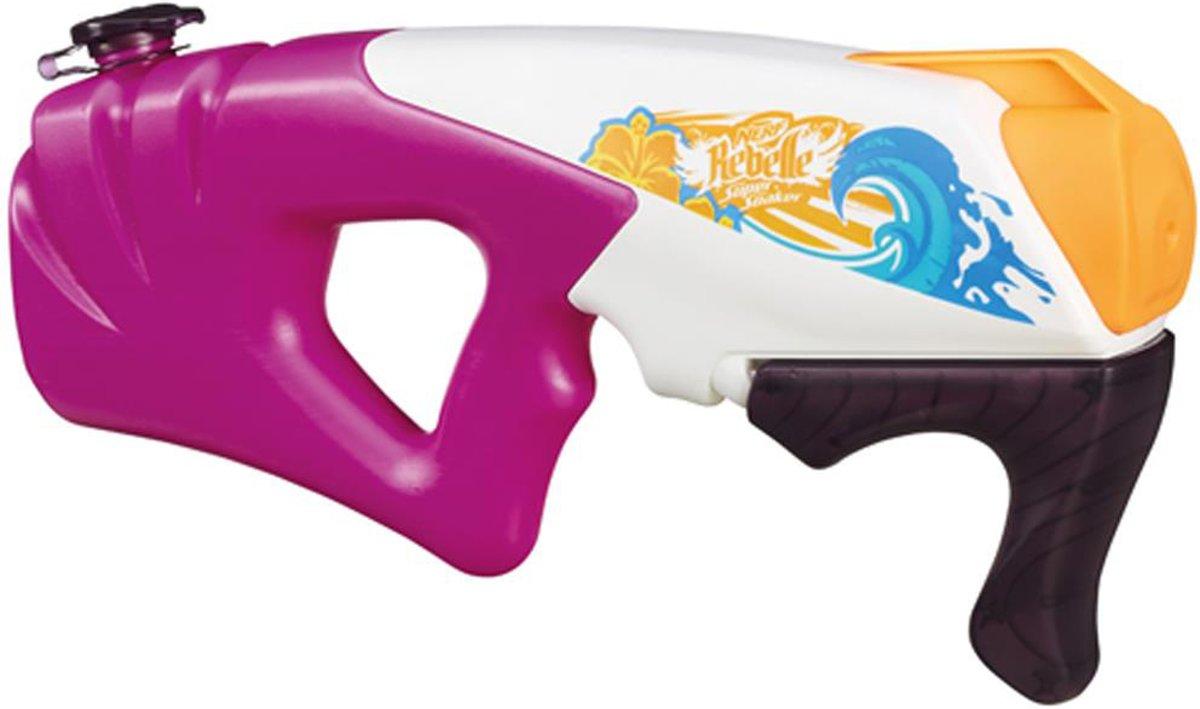 NERF Rebelle Super Soaker Infinity Fire - Waterpistool