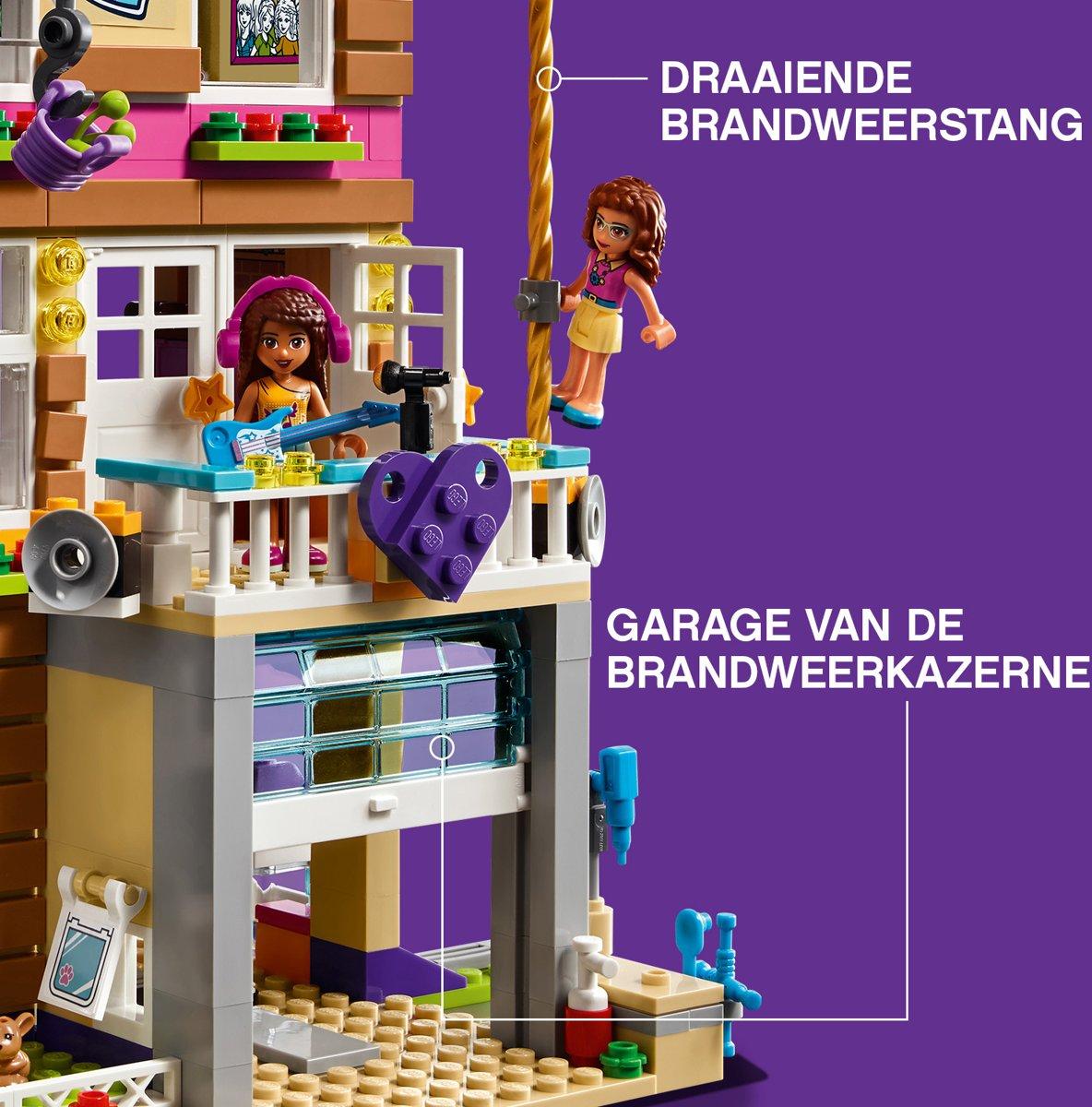 Bol lego friends vriendschapshuis lego speelgoed