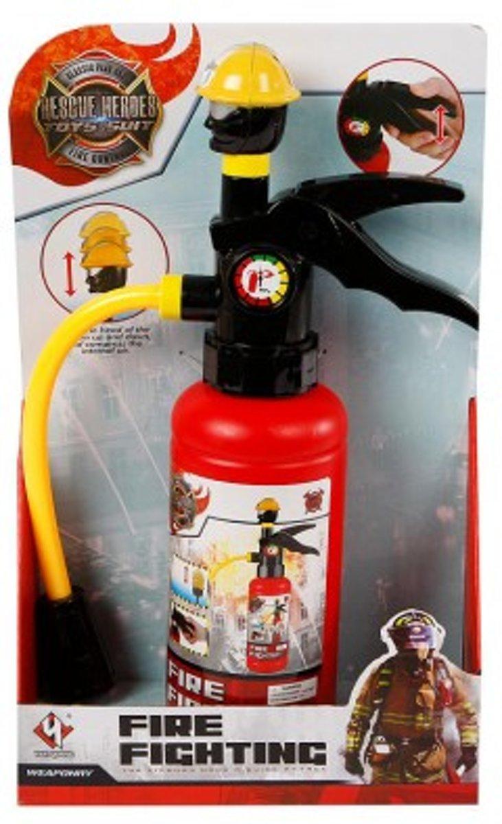 Waterpistool brandblusser 35cm