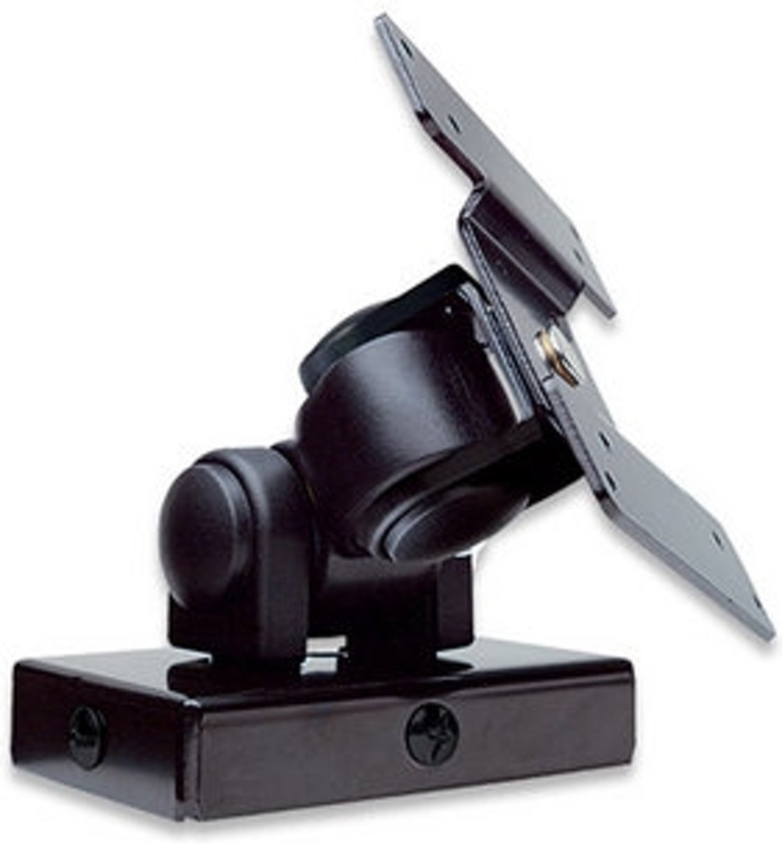 IC Intracom - Vaste muurbeugel - Geschikt voor tv's tot 22 inch - Zwart kopen