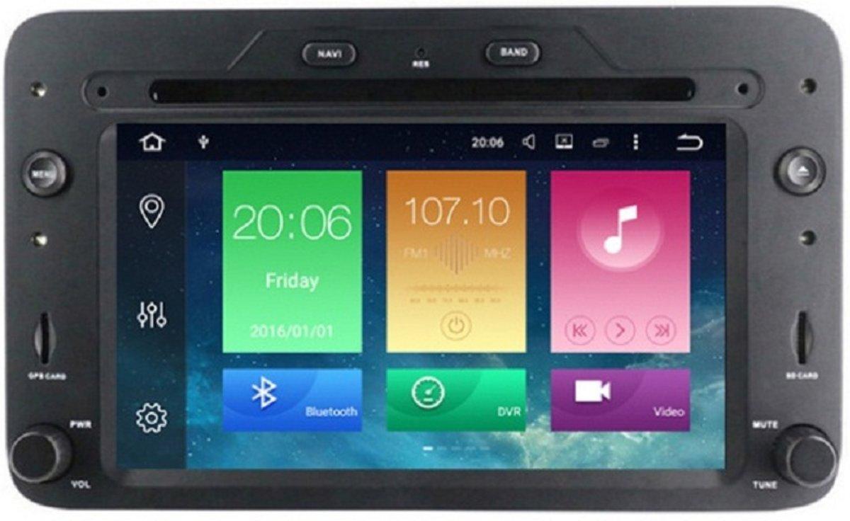 Android 9 navigatie alfa romeo 159 dvd carkit usb dab+ kopen