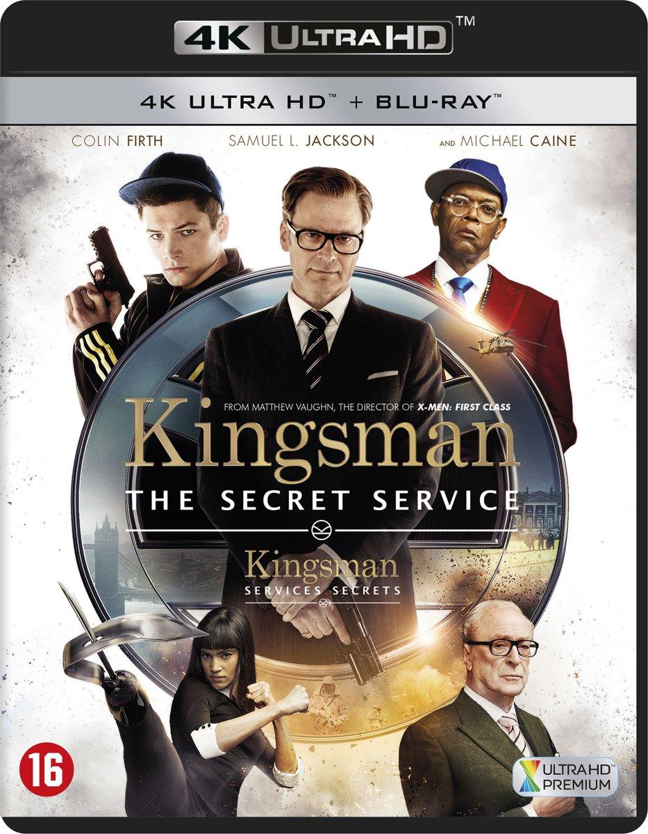 Kingsman : The Secret Service (4K Ultra HD Blu-ray)-