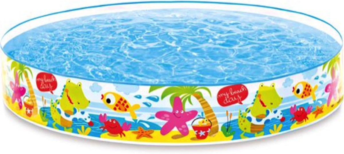 Zwembad - 152 x 25 cm