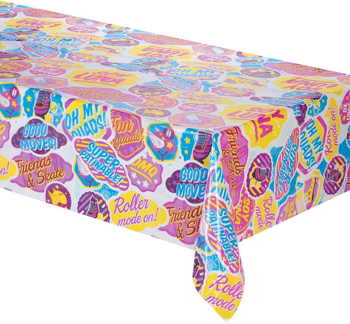 Soy Luna™ tafelkleed - Feestdecoratievoorwerp kopen