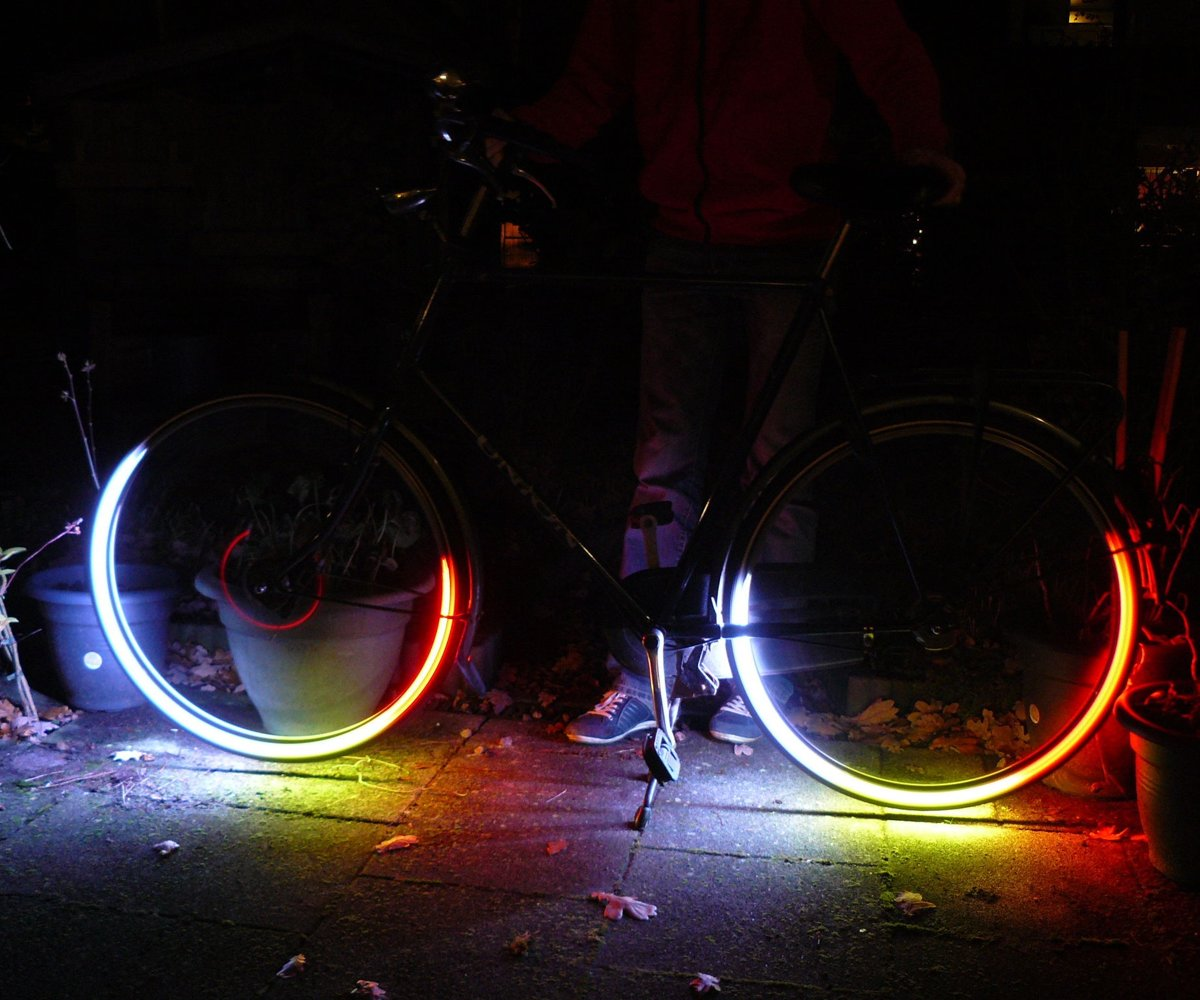 bolcom led ventiellampjes fireflys fietswielverlichting multi fietsverlichting set van 2