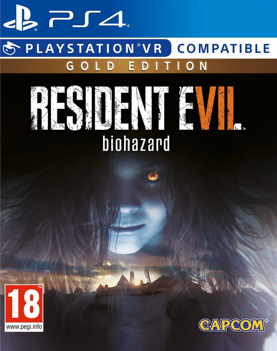 Resident Evil 7 Gold Edition PlayStation 4