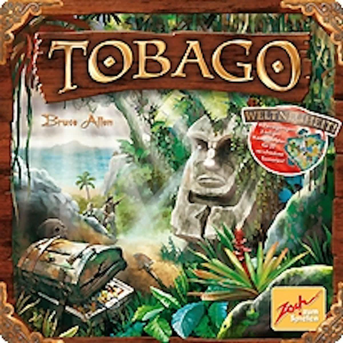 The Game Master Spel Tobago