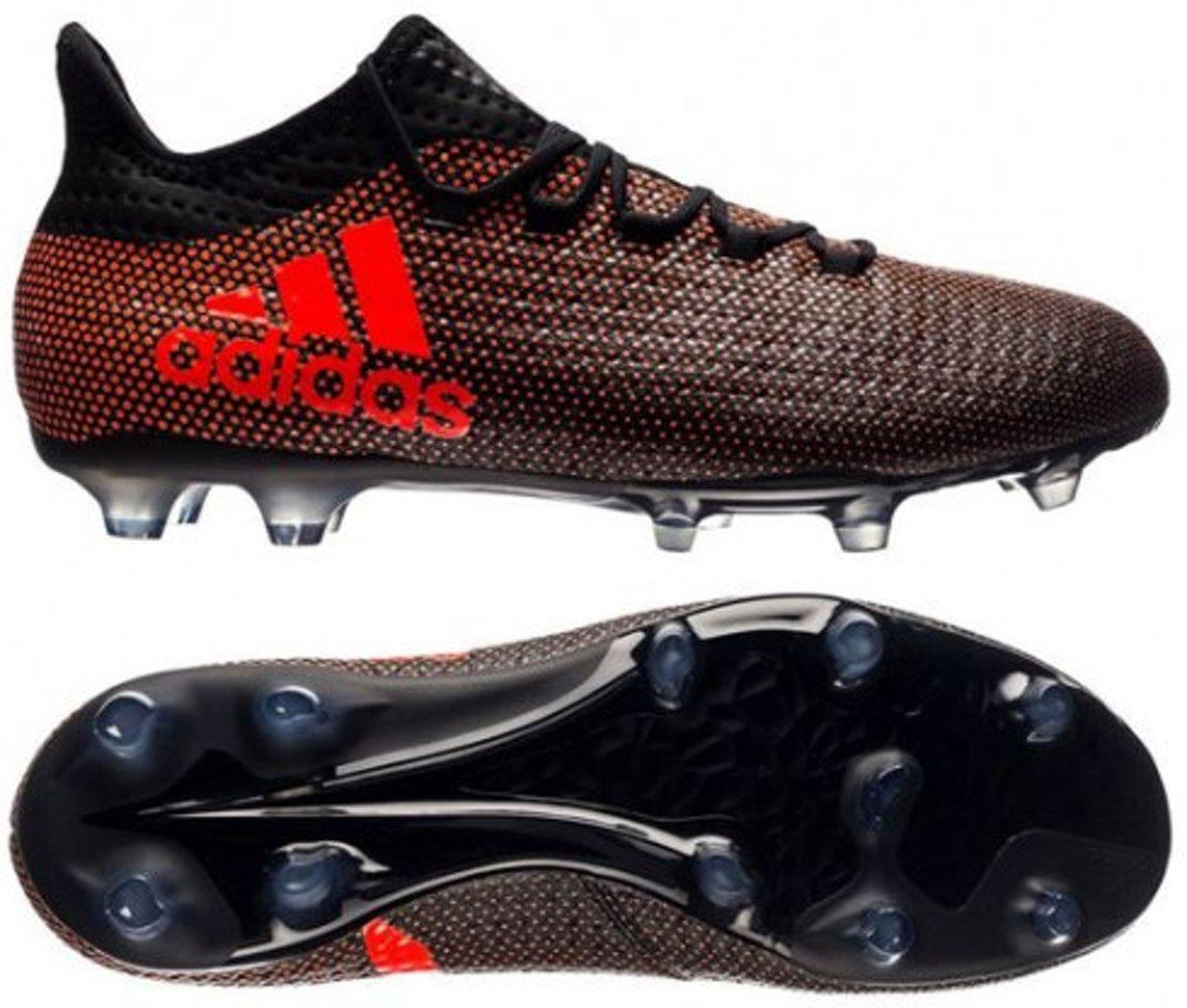   Adidas X 17.2 FG voetbalschoenen Mt 46 23