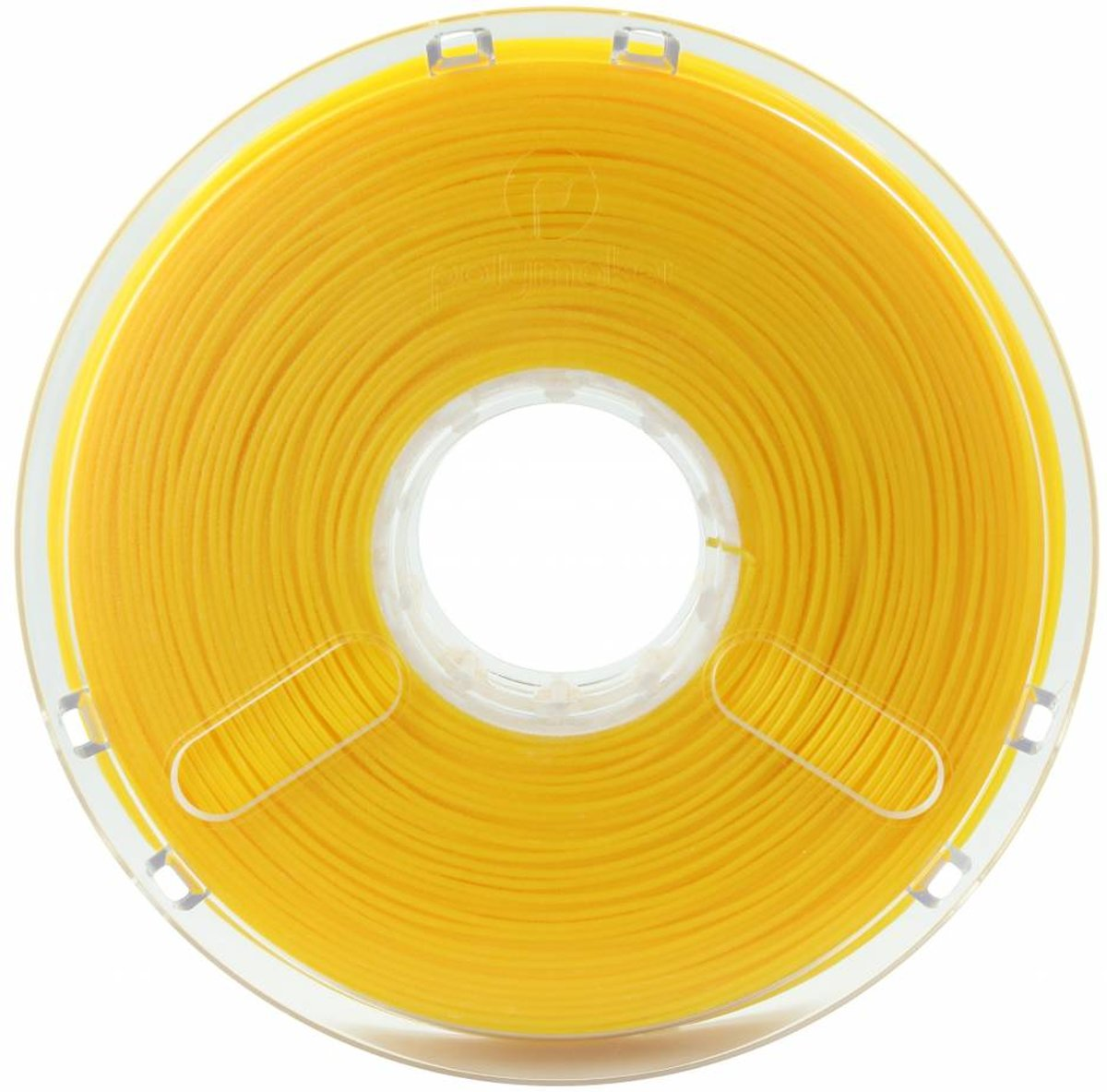 Polymaker Filament voor 3D-printer PolyMax PLA Jam Free Technology 2.85 mm 0.75 kg - True Yellow