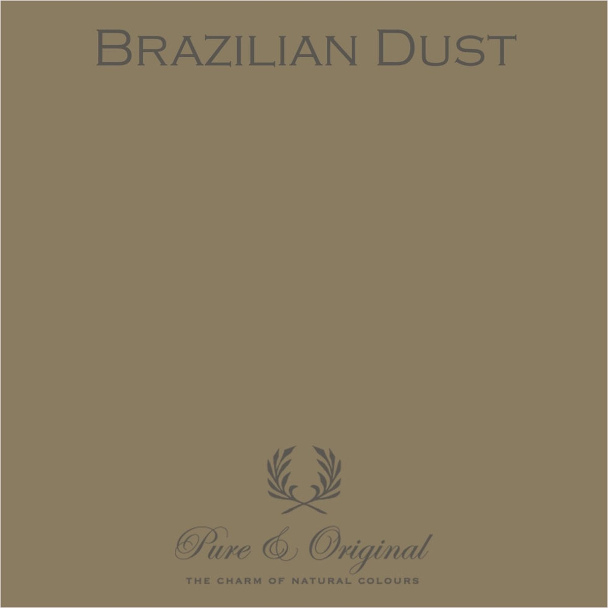 Pure & Original Classico Regular Brazilian Dust 0.25L