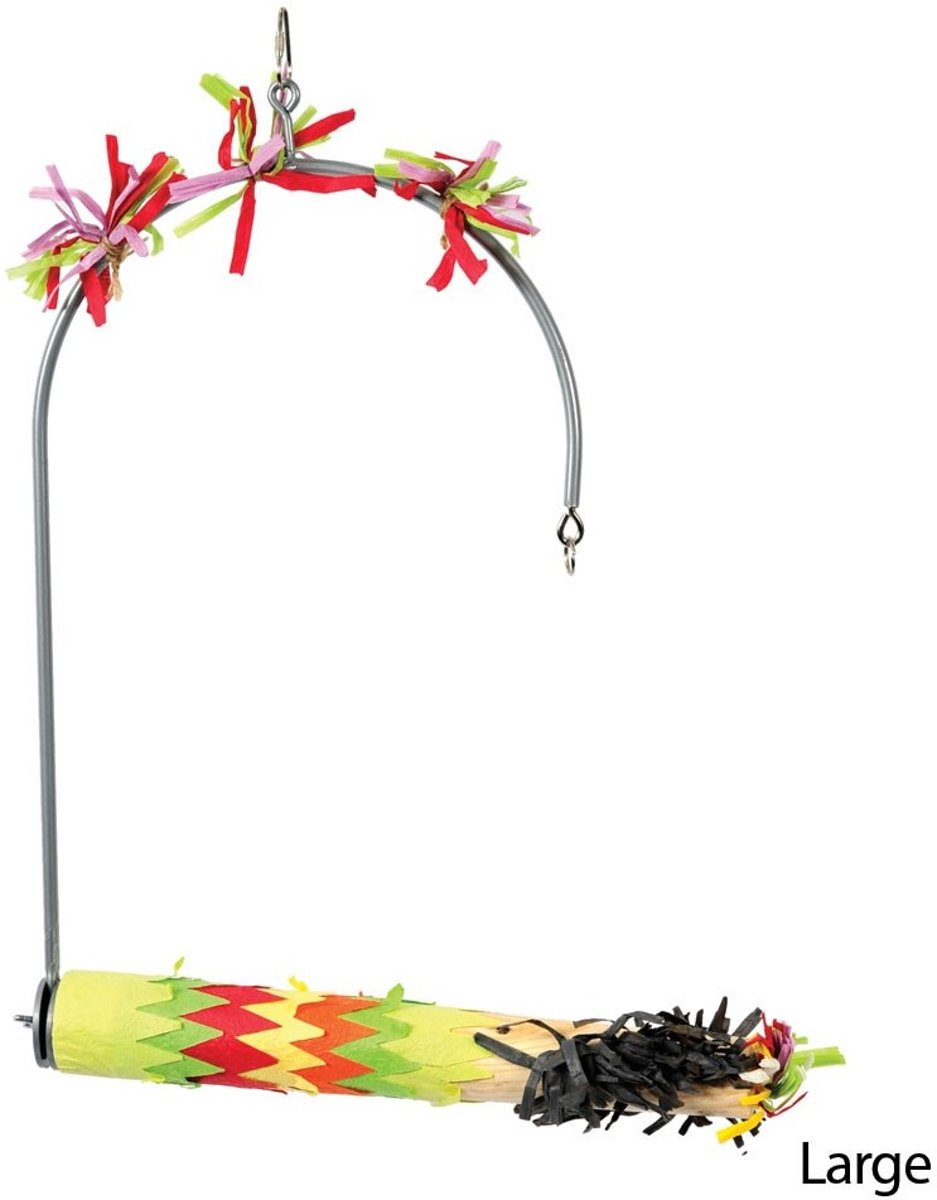 Super Pet Forage N Play Swing, Large kopen