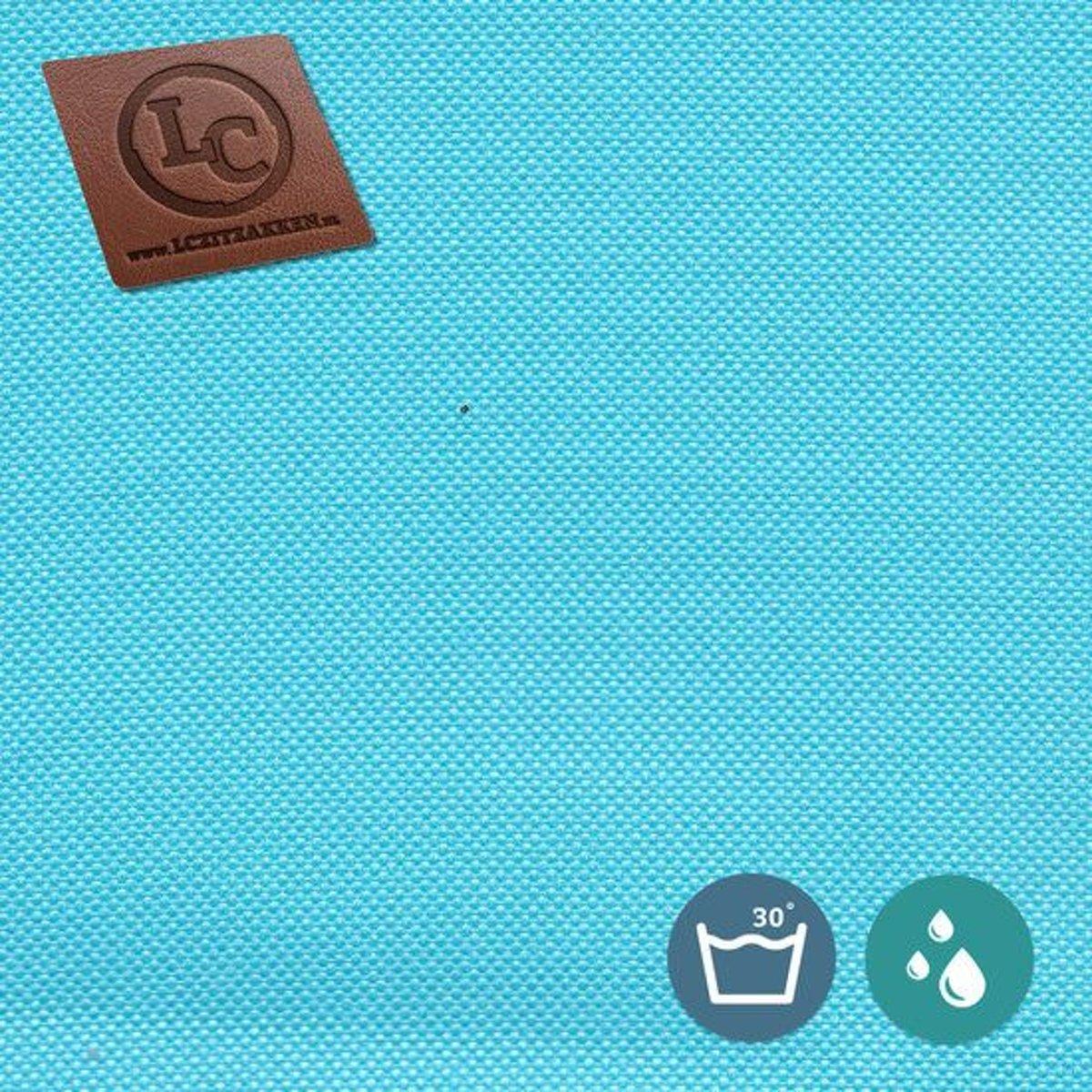 LC Zitzak hoes St. Trope M outdoor aquablauw - Wasbaar - Geschikt voor buiten kopen