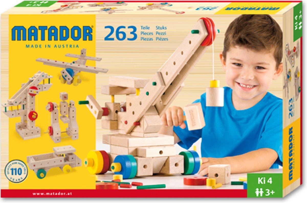 Matador Maker 3+ 263-delig Ki4 bouwdoos
