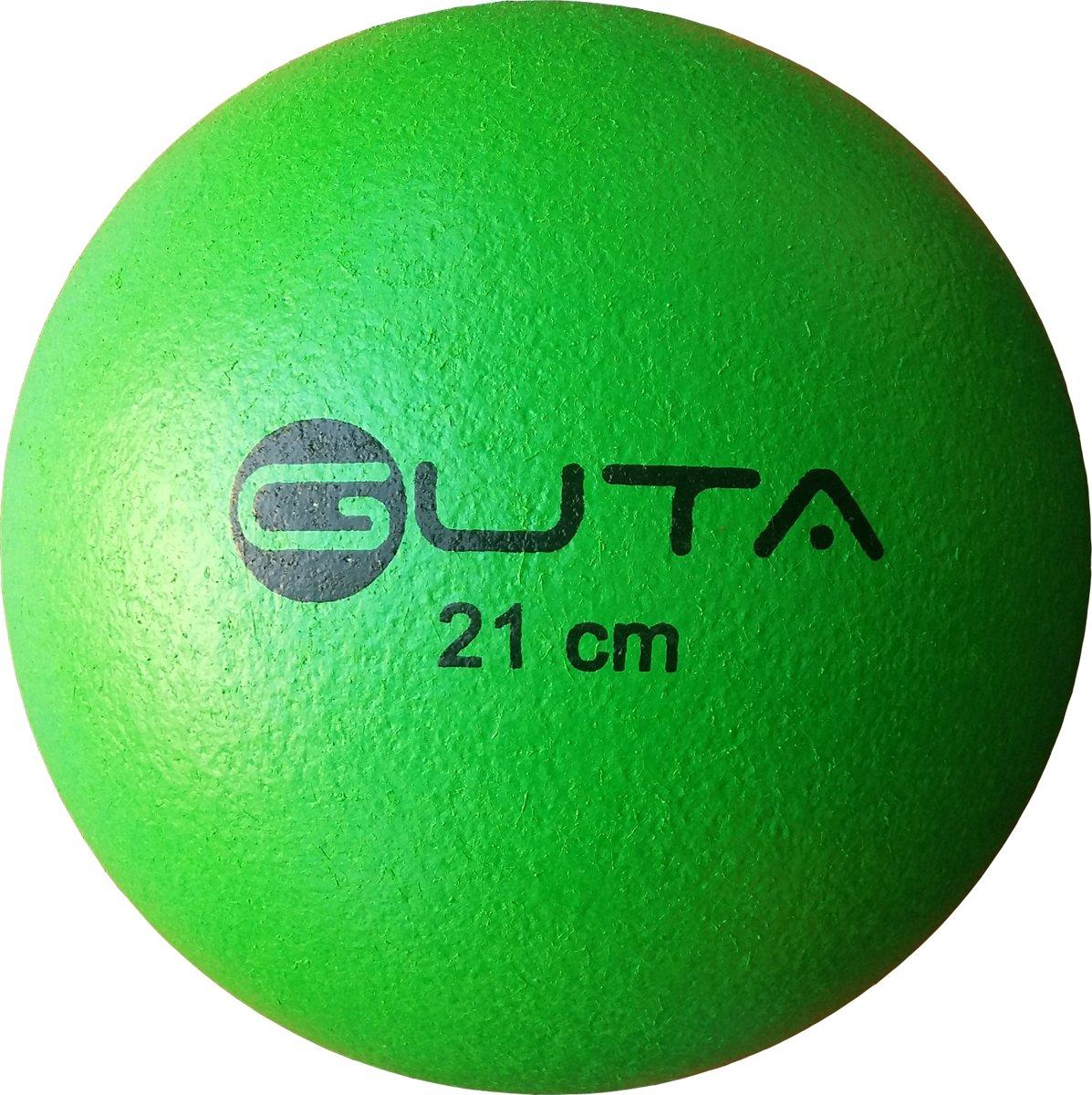 Guta Trefbal | Foambal Olifantenhuid 21 cm Groen kopen