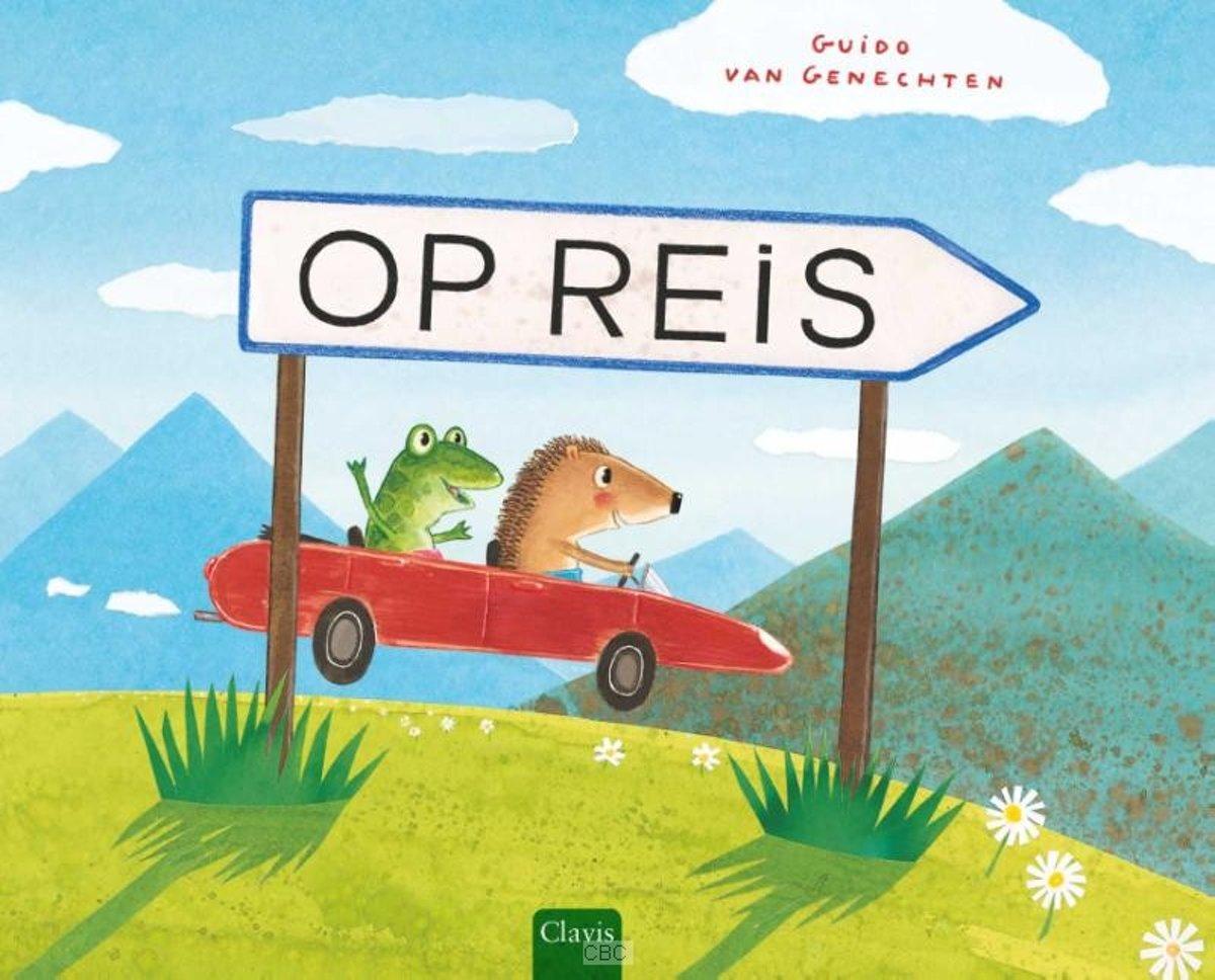 Image result for Op reis - Guido Van Genechten