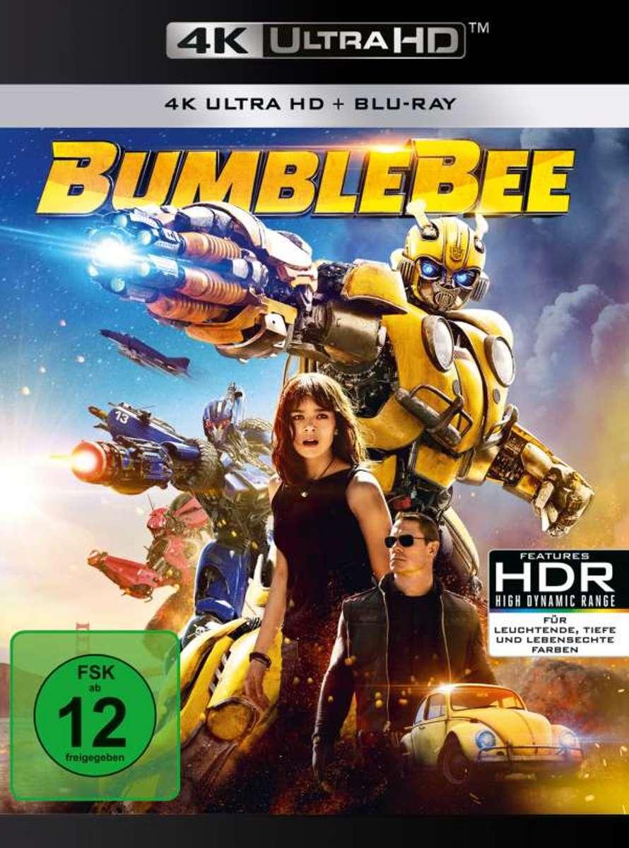 Bumblebee (Ultra HD Blu-ray & Blu-ray)-