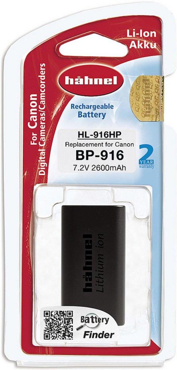 Hahnel HL-916HP Canon kopen
