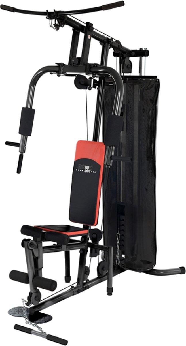 Christopeit SP 10 Deluxe - Fitness station kopen