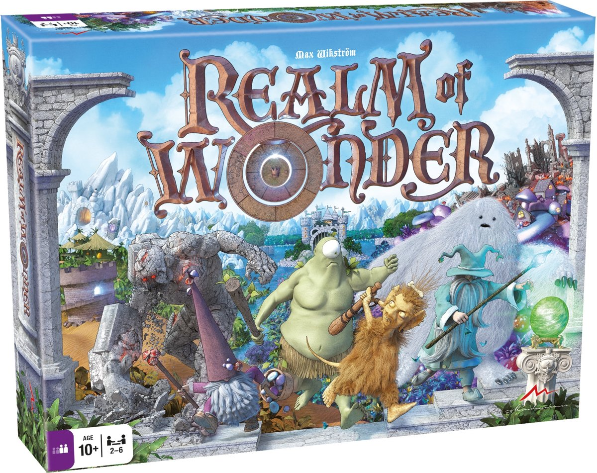 Realm of Wonder - Strategiespel