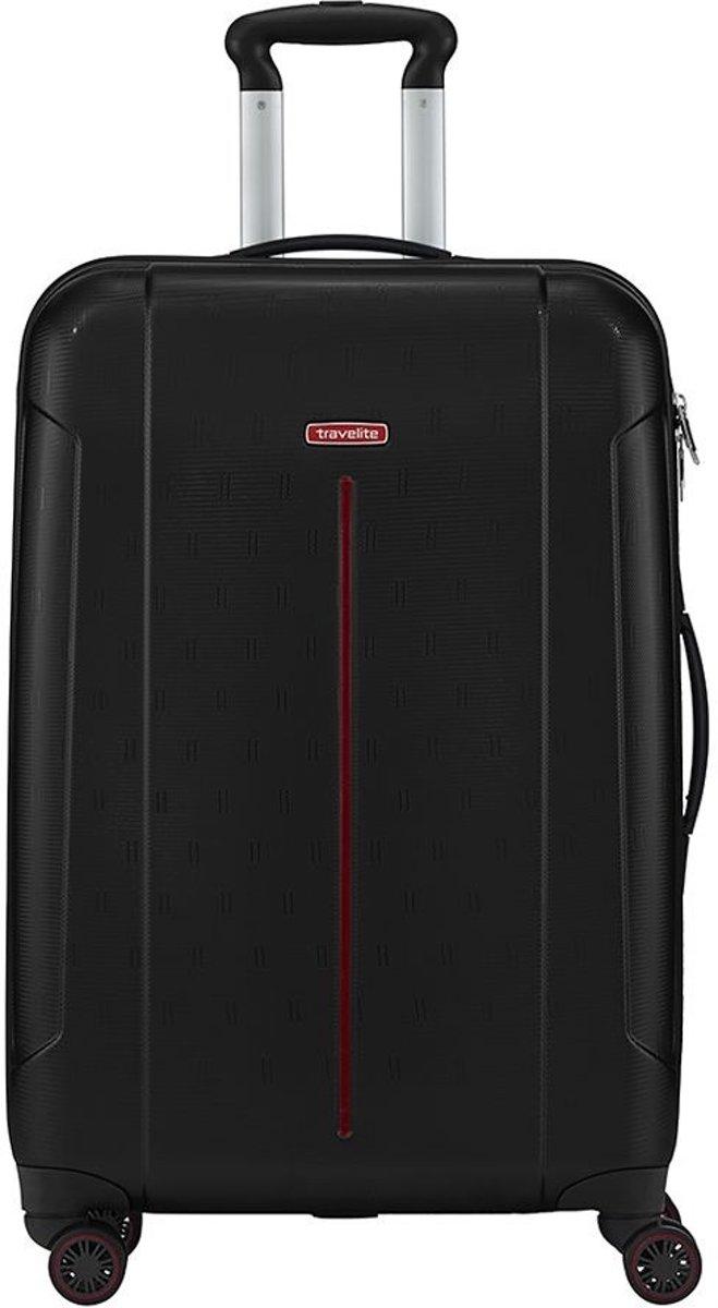 Travelite koffer 4-wiel Echo 68 cm black kopen