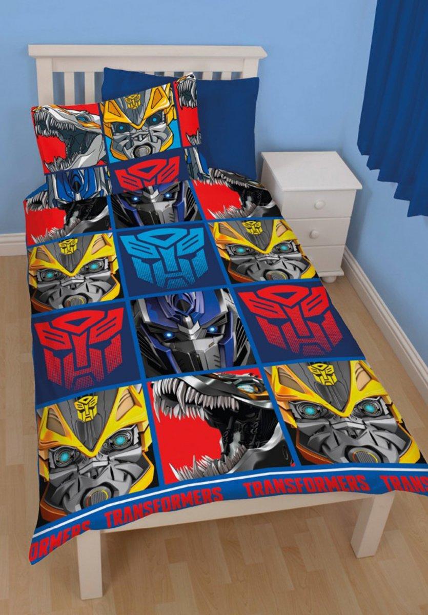 Transformers dekbedovertrek eenpersoons kopen