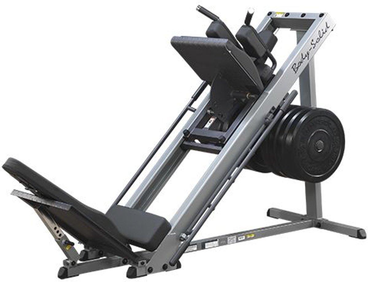 Body-Solid Leg Press & Hack Squat kopen