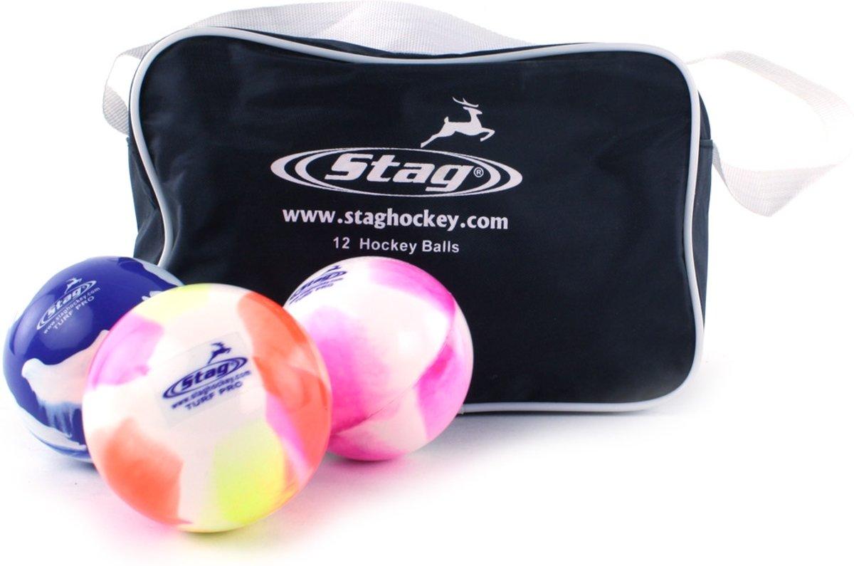 Stag Pro Turf - Veldhockeybal - Multi kopen