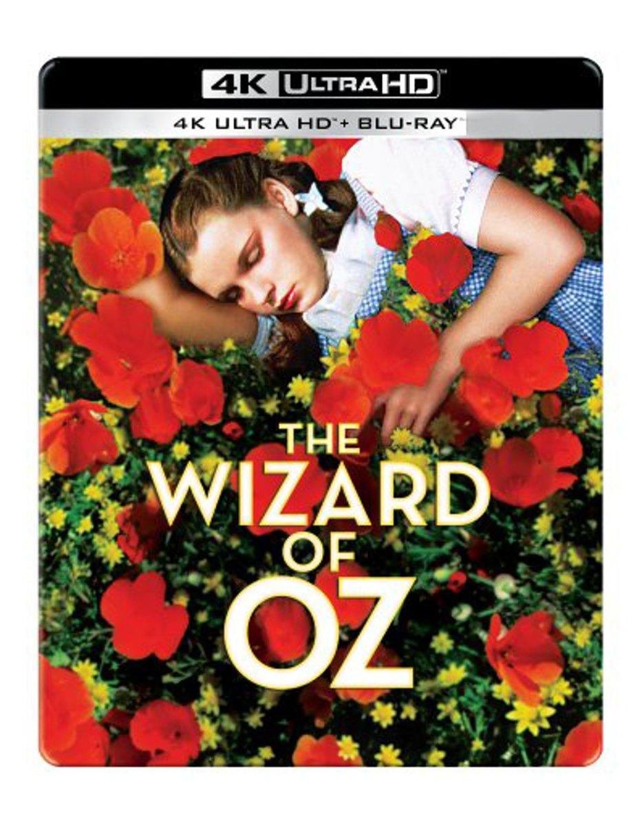 The Wizard of Oz (4K Ultra HD Blu-ray) (Limited Edition) (Steelbook) (Exclusief bij bol.com)-
