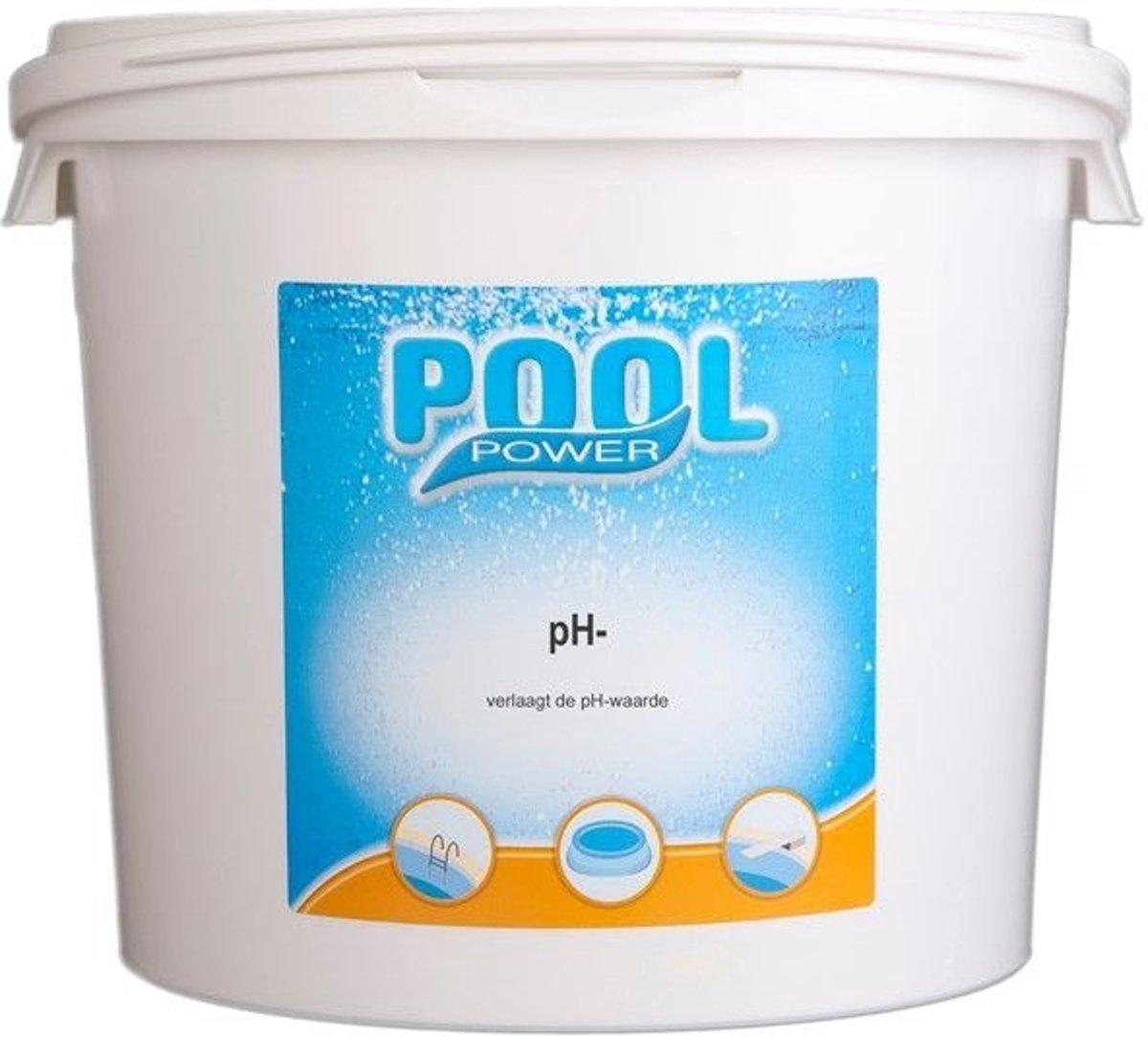 Pool Power Ph Min 7 Kg