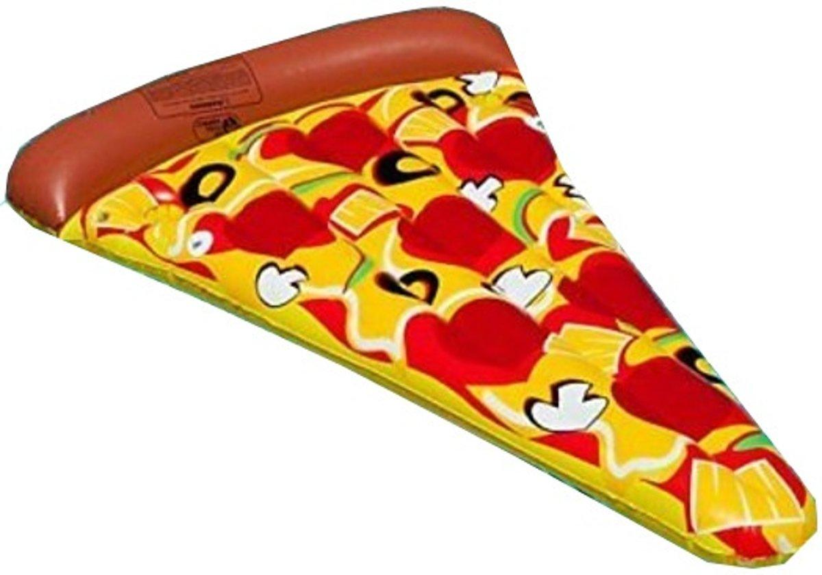 Grafix Luchtbed Pizza 171 X 99 X 21 Cm