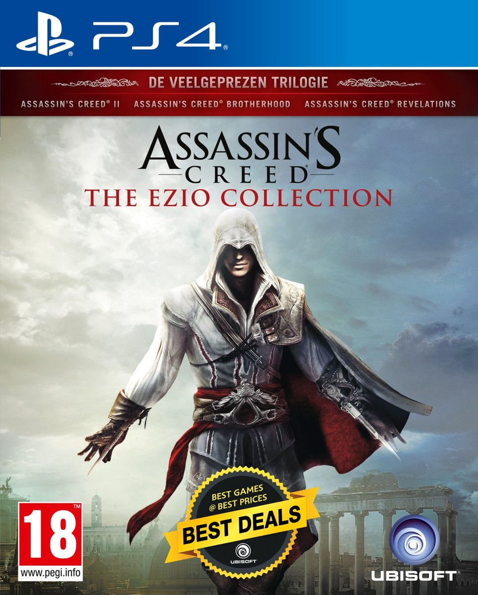 Assassin's Creed - The Ezio Collection PlayStation 4