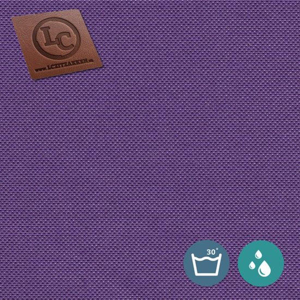 LC Zitzak hoes Barça outdoor paars - Wasbaar - Geschikt voor buiten kopen