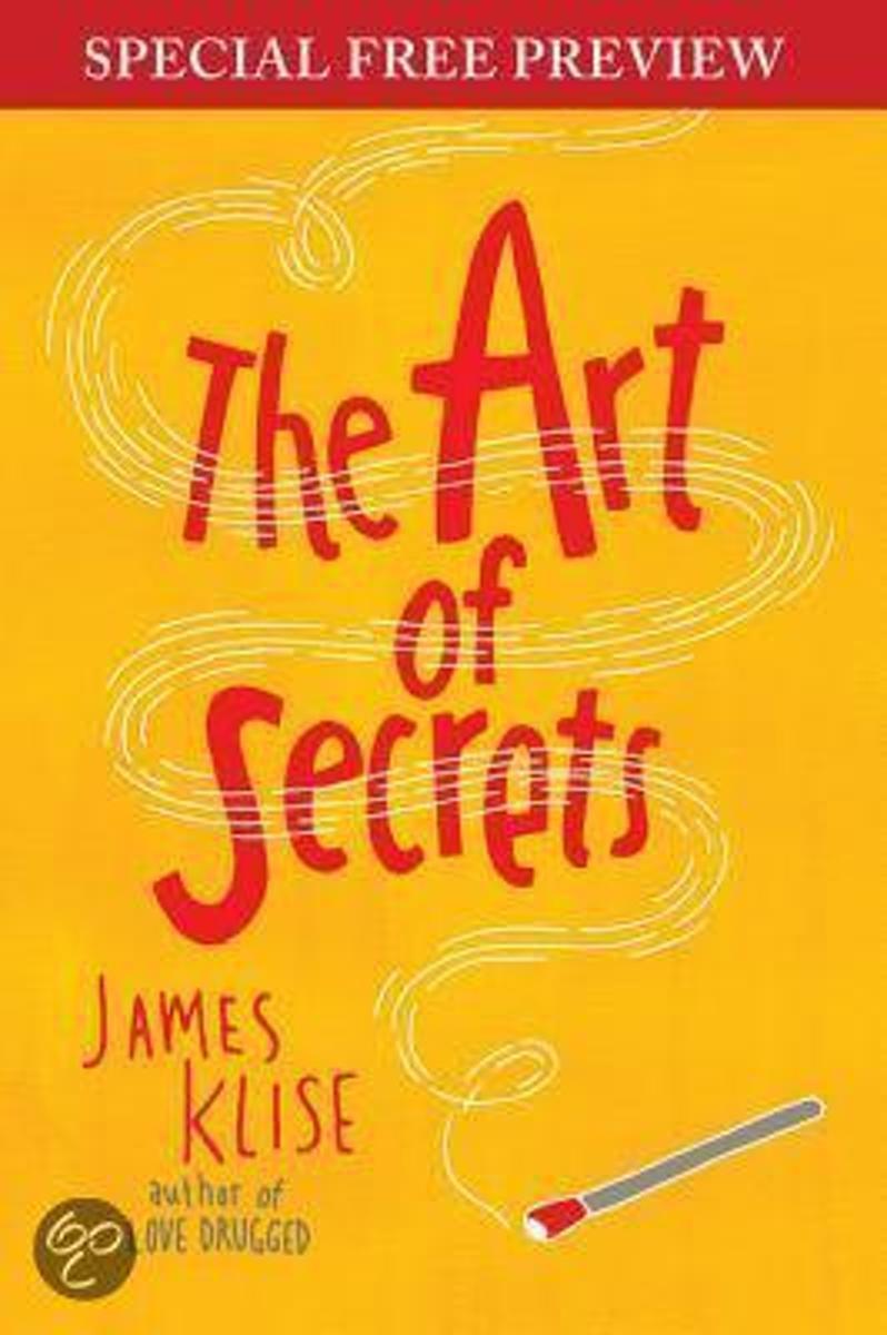 bol com | The Art of Secrets (ebook), James Klise