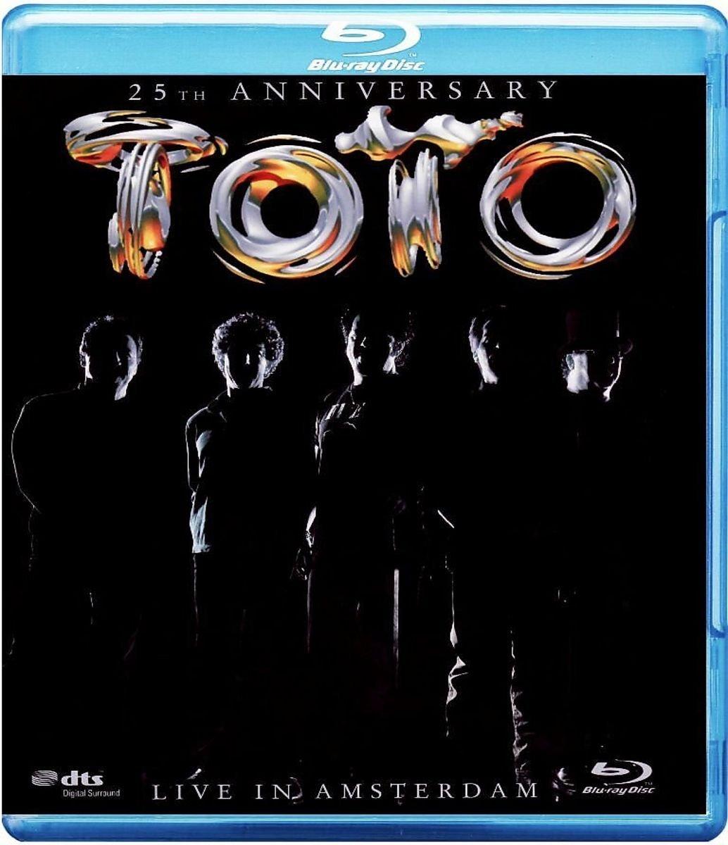 bol.com   Toto - Live In Amsterdam (Blu-ray), Toto   Muziek