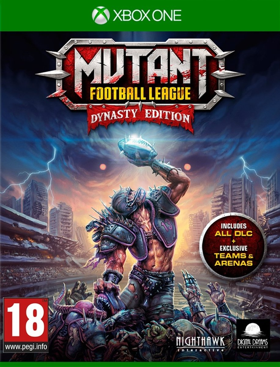 Mutant Football League - Dynasty Edition Xbox One