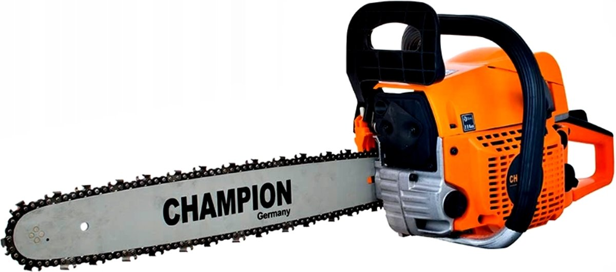 CHAMPION CP-103 Benzine Kettingzaag 3,9pk