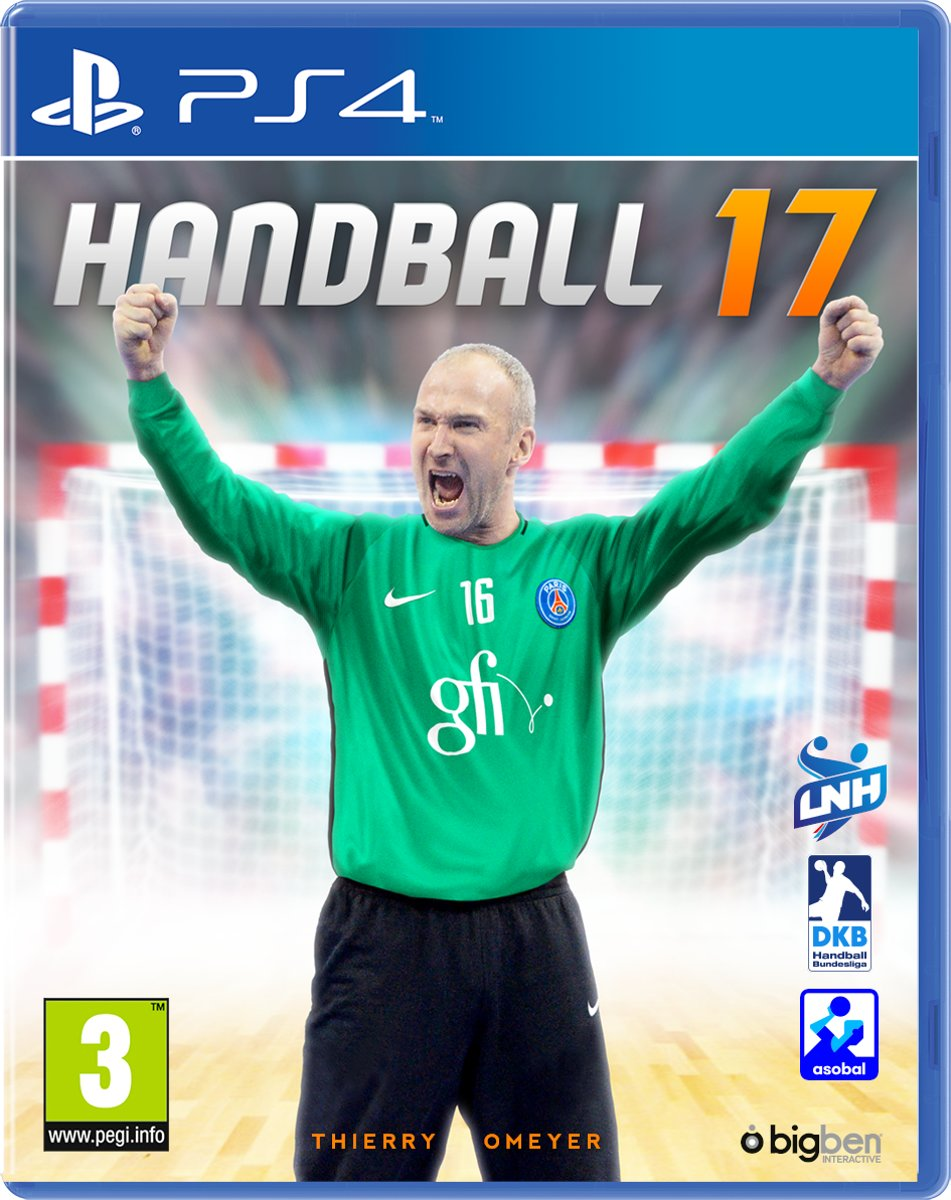 Handbal 17 PlayStation 4