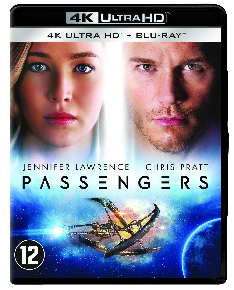 Passengers (4K Ultra HD Blu-ray)-