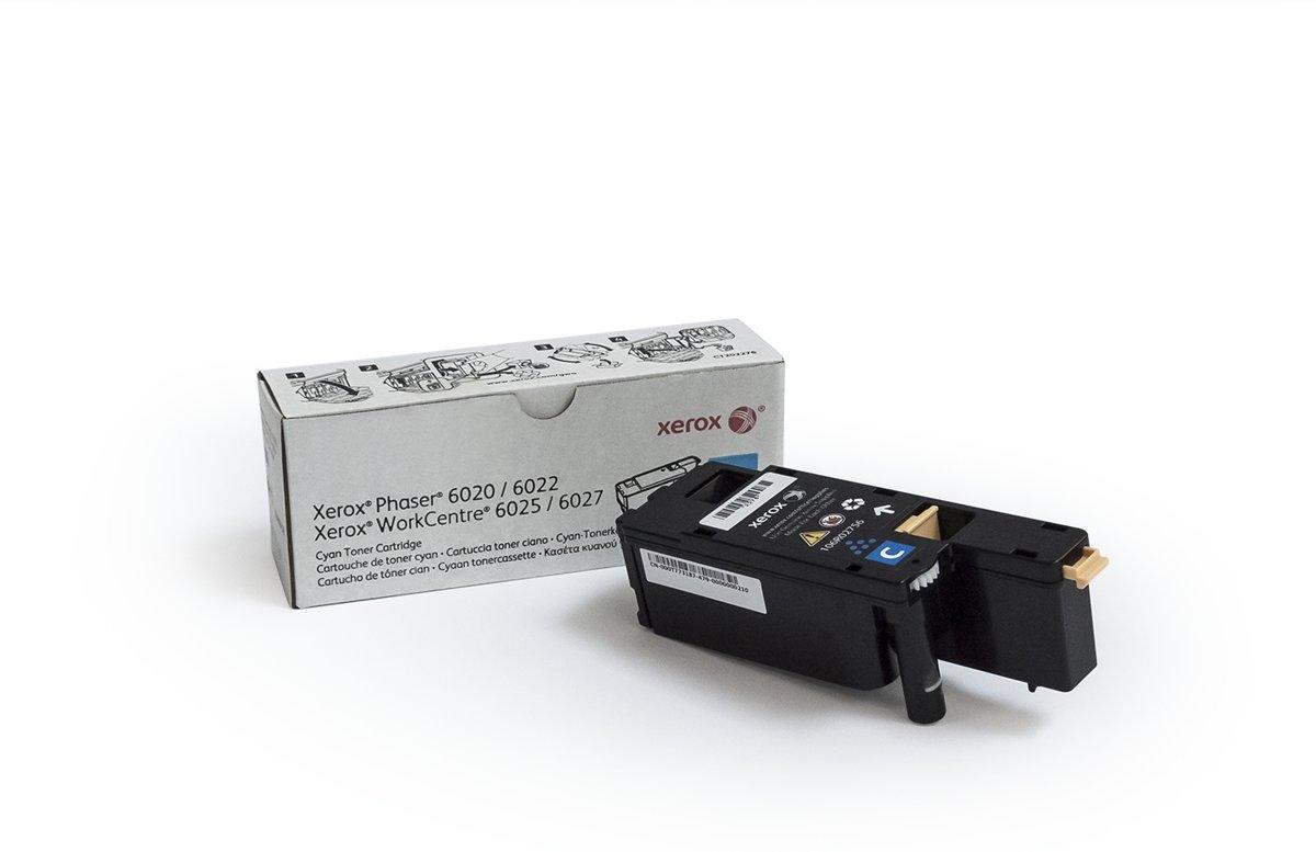 XEROX 106R02756 - Toner Cartridge /  Blauw / Standaard Capaciteit kopen