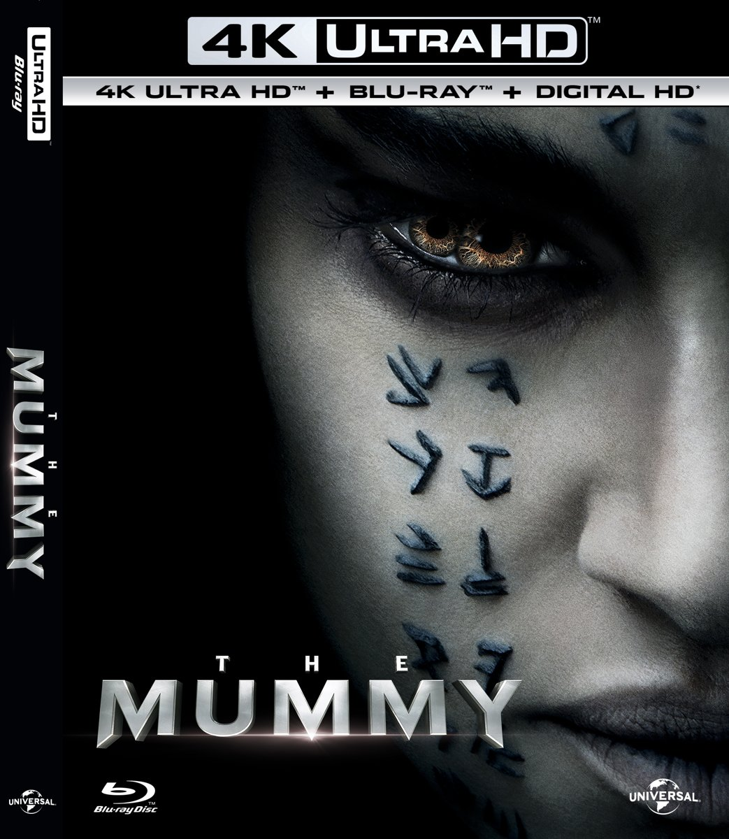 MUMMY, THE (LA MOMIE) (2017) (D/F) [UHD/-