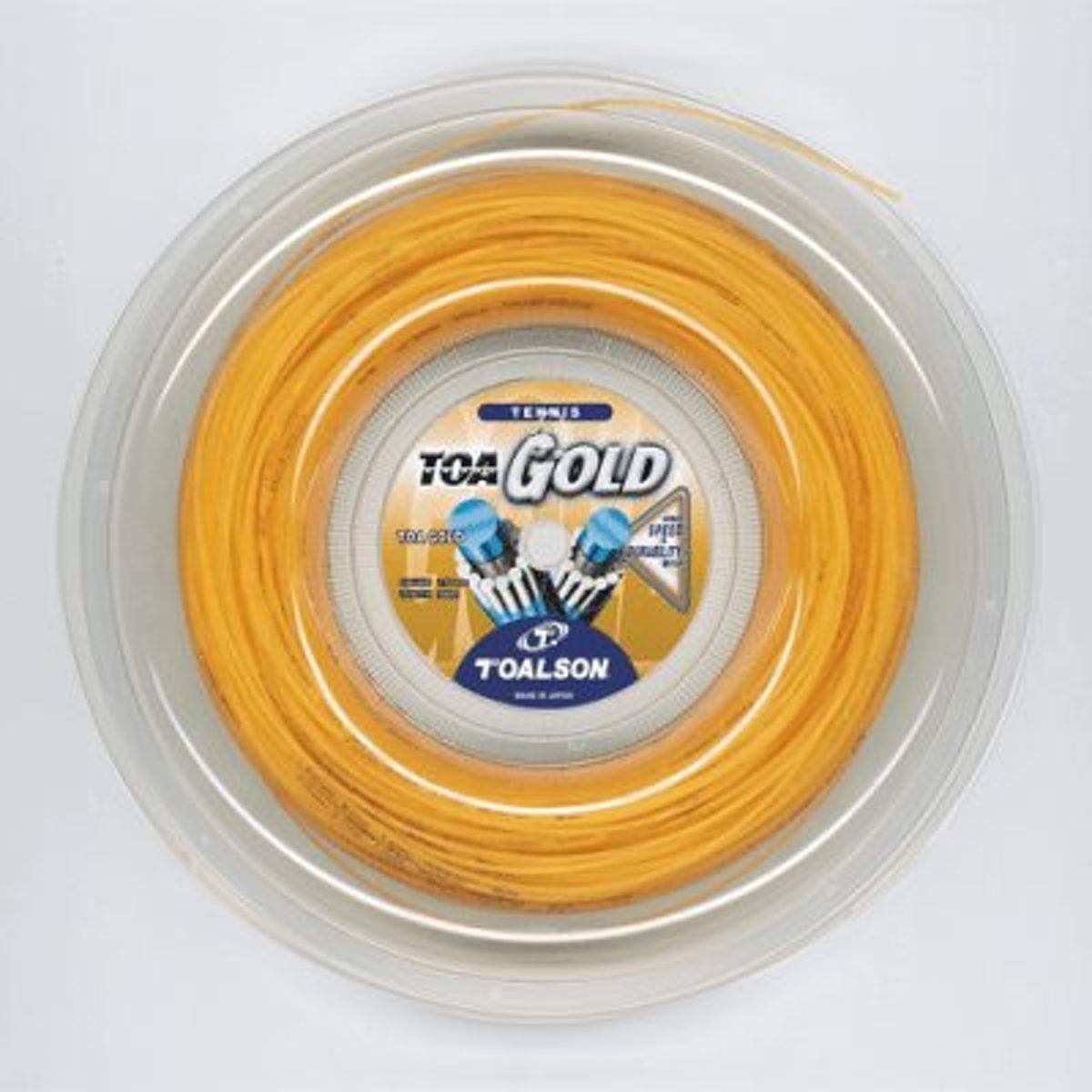 Toalson Toa Gold snaar 200m 1.30mm kopen