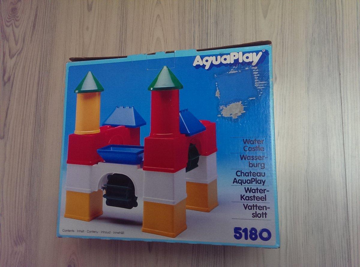 AquaPlay Waterkasteel / Zandkasteel