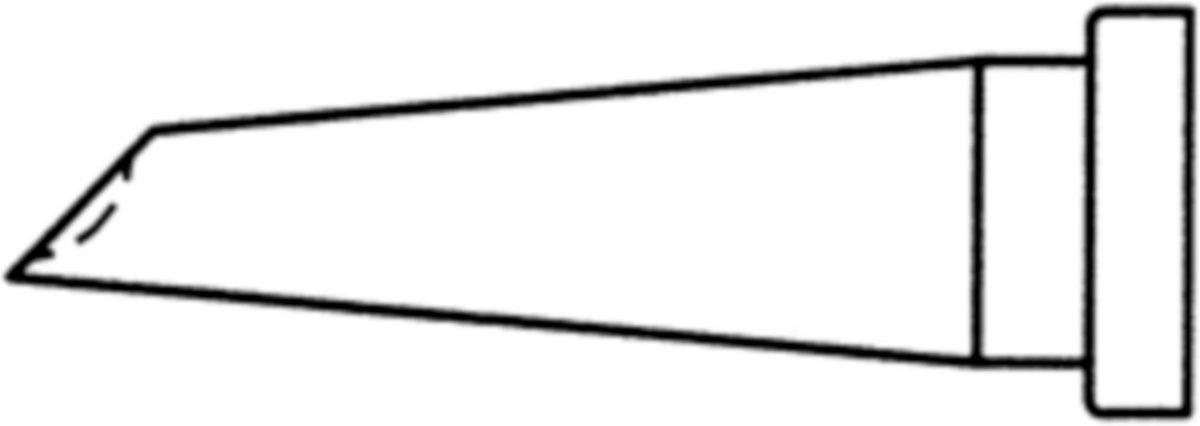Soldeerstift Angled / 45° 3.2 mm kopen