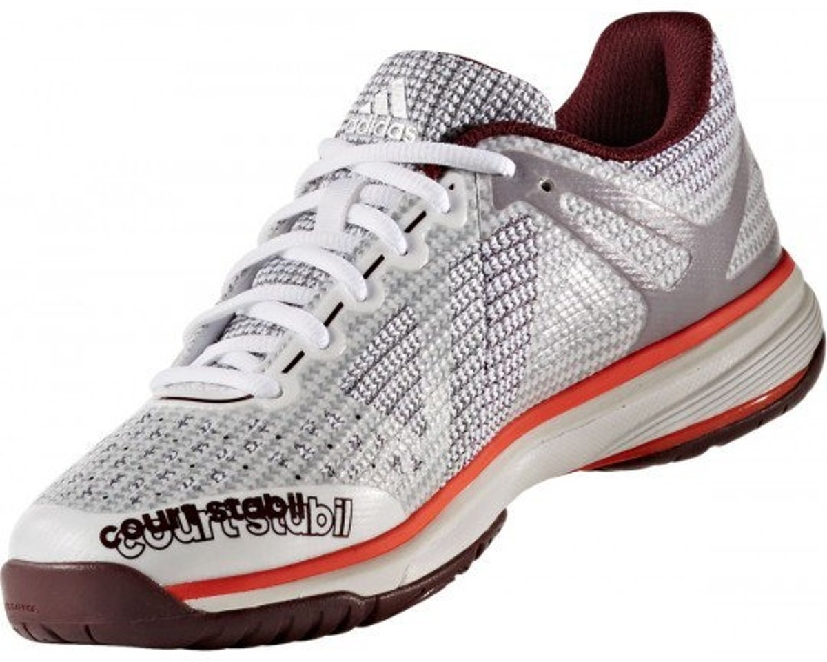 Adidas Chaussures De Handball Hommes Stabil Gris 41 Mt 1/3 00qsfUH