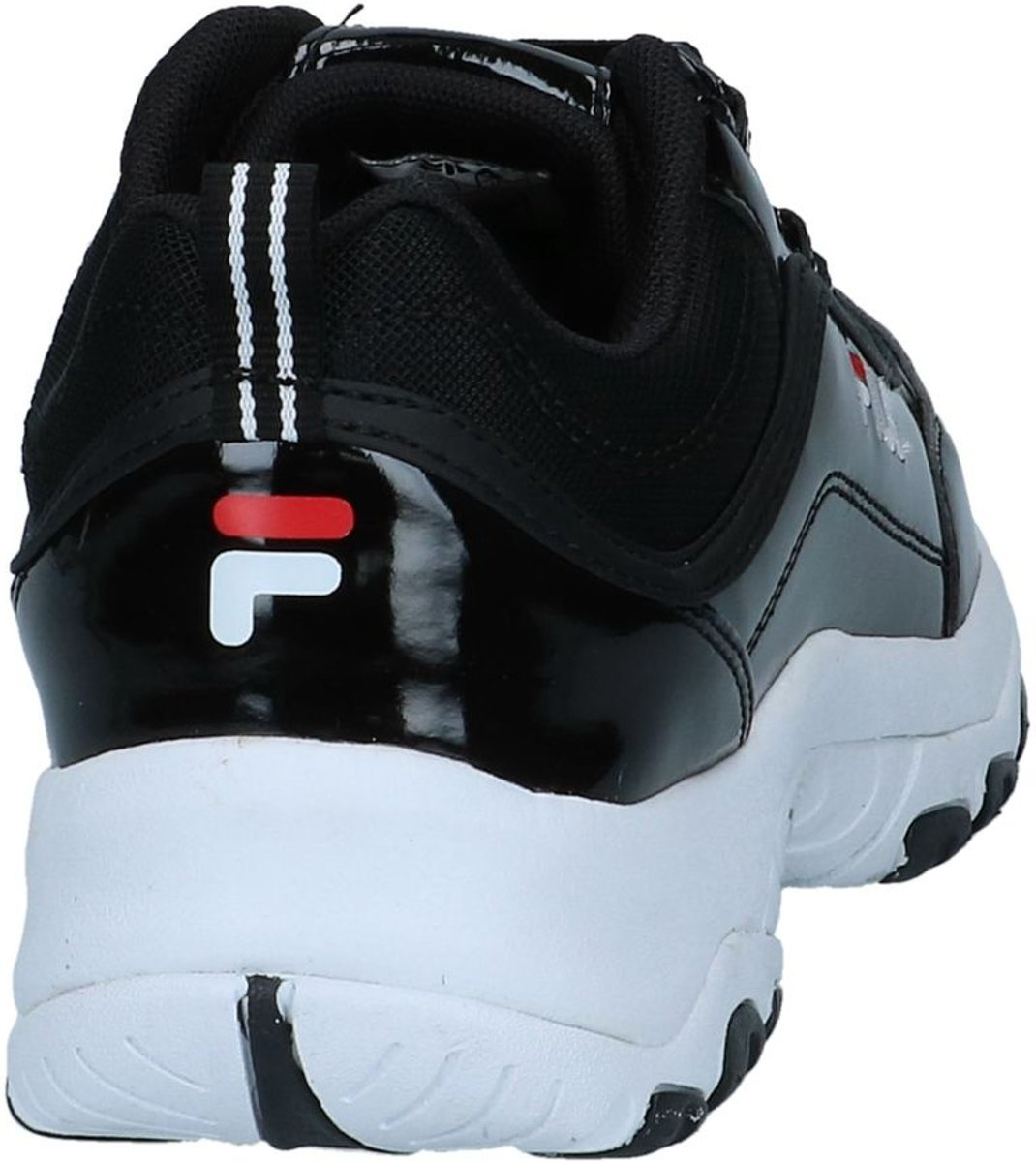 f4e500b4e5d bol.com | Fila - Strada Low - Sneaker laag gekleed - Dames - Maat 39 -  Zwart;Zwarte - 25Y -Black