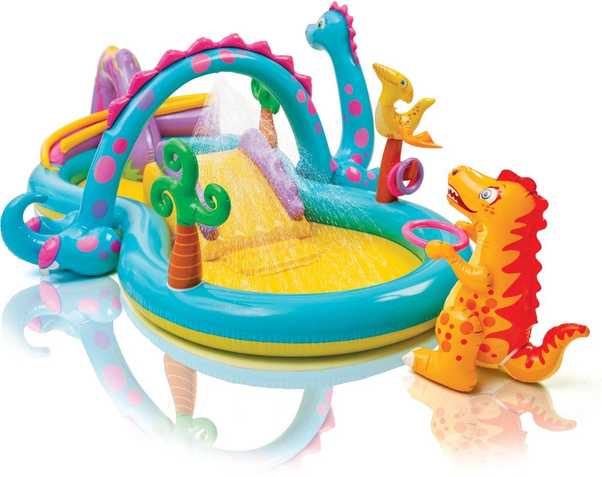 Dinosaurus Play Center Zwembad