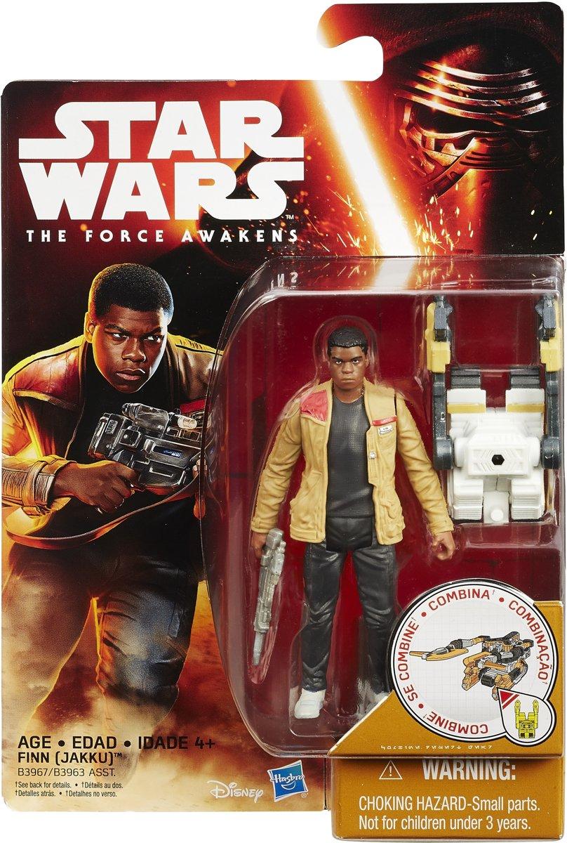 Action figure Star Wars 10 cm Finn