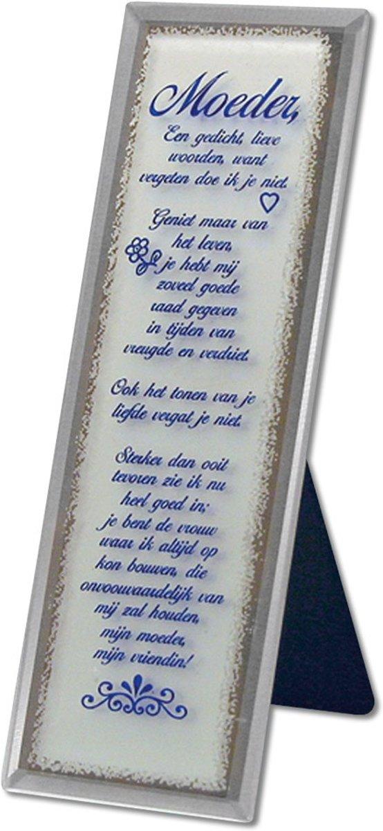 Decoratieve Spiegel Met Tekst Voor Moeder