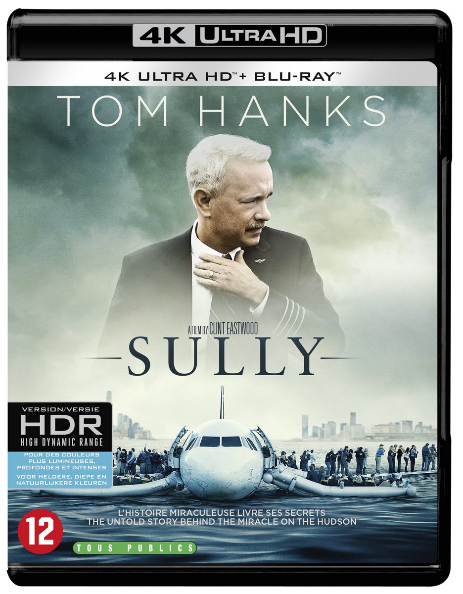 Sully (4K Ultra HD Blu-ray)-