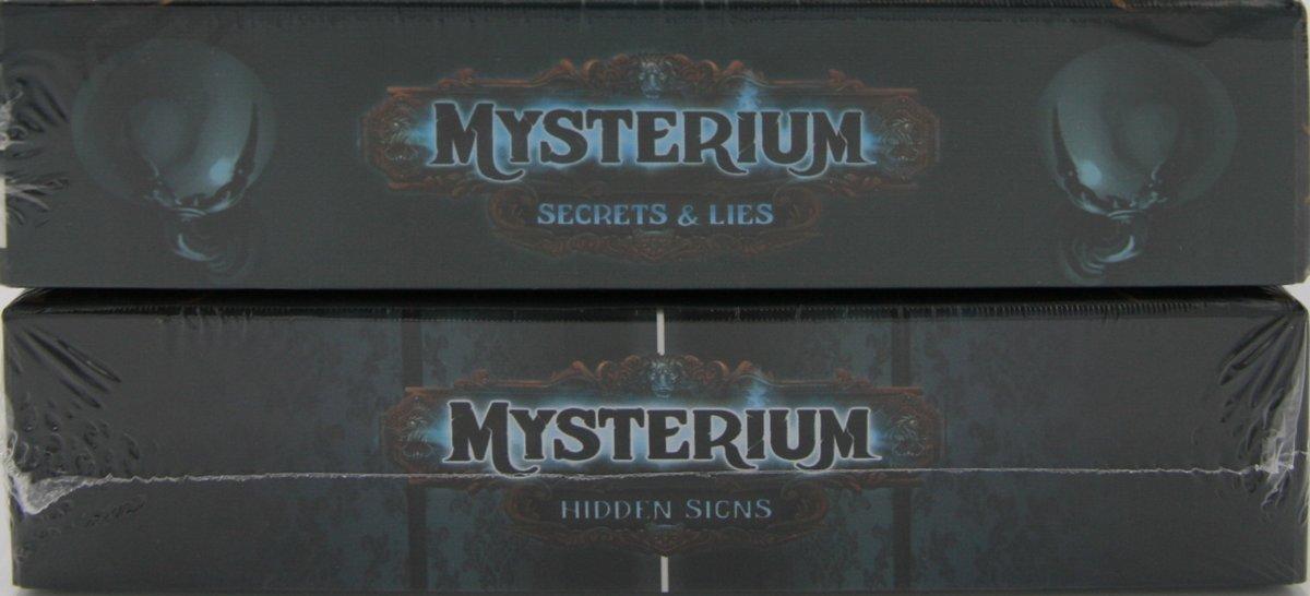 Mysterium Uitbreidingen